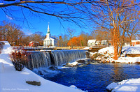Milford in Winter