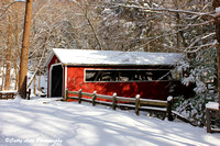Snow Covered Bridge 2